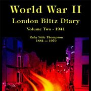 World War ll London Blitz Diary's 1939-1945