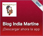 Blog India Martínez