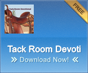 Tack Room Devotional