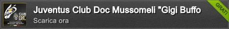 "Juventus Club Doc Mussomeli ""Gigi Buffon"""