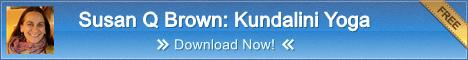 Susan Q Brown: Kundalini Yoga & Bioceutica