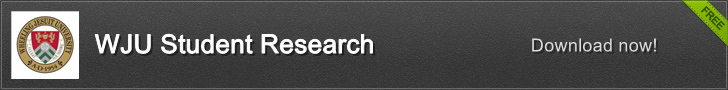 WJU Student Research