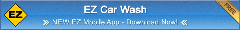 EZ Car Wash App