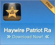 Haywire Patriot Radio