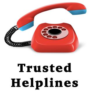 Trusted Helplines