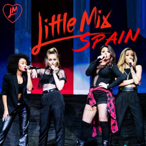 Little Mix Spain