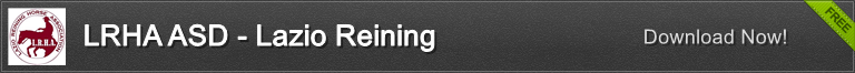 LRHA ASD - Lazio Reining
